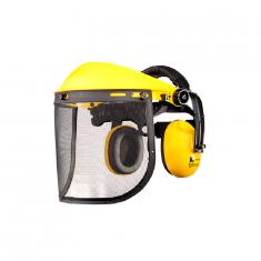 Visière et casque anti-bruit SIP PROTECTION